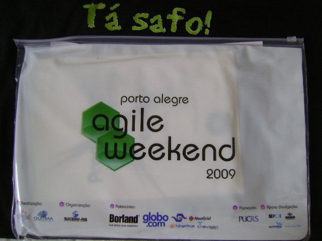 TaSafo! no Agile Weekend 2009