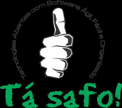 Logo Tá Safo!