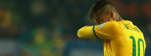Neymar: Seleção de um craque só? (Foto: Melty.fr)